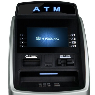 Hyosung Nh 2700 Atm Machine First National Atm